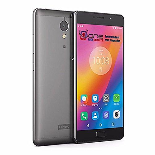 Lenovo Vibe P2 Dual SIM Smartphone 4G LTE 5.5 inch 4GB RAM 64GB ROM 5100mAh Android 6.0_Grey