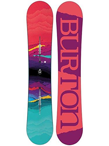 Burton Damen Freestyle Snowboard Feelgood Flying V 155