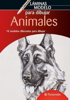 LAMINAS MODELO PARA DIBUJAR ANIMALES (Láminas modelo para dibujar)
