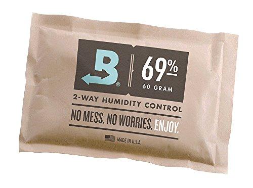 Bóveda Humidipak 60g 69% - ein Päckchen