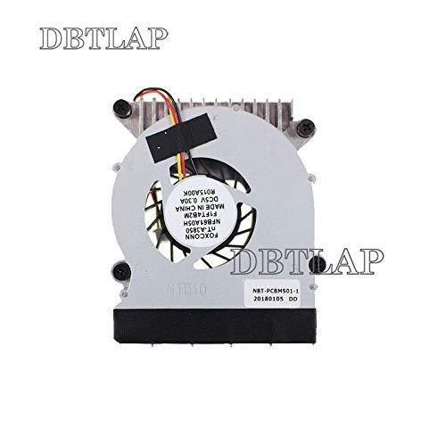 DBTLAP Neu Lüfter für Haier mini2 nT-A3850 NFB61A05H F1FT4B2M NBT-PCBMS01-1 Heatsink Kühlung Lüfter