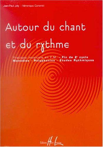Autour du chant et du rythme Volume 3