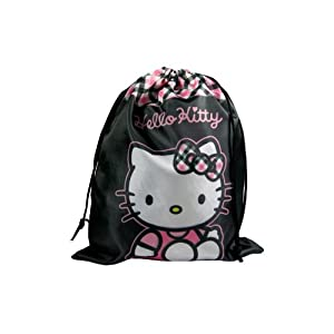Saco Hello Kitty Black grande