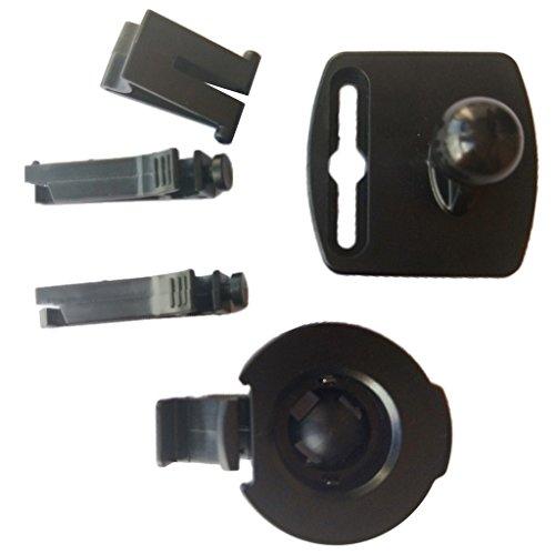 IPOTCH 1 Pieza de Soporte Montaje de GPS Accesorios para Coche Automóvil Duradero - Garmin nuvi 44 52 54 2457 2497 2459 2557