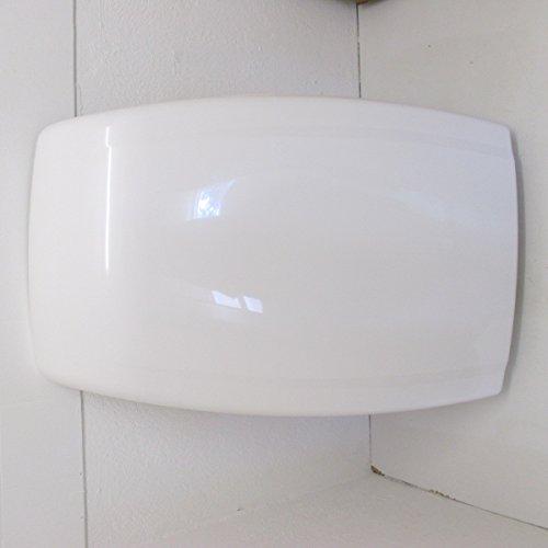 Dometic–Tapa Blanco para aire acondicionado Dometic