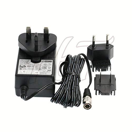 Hirose - Alimentatore a 4 pin AC DC per dispositivi audio 702T 688 552 Zoom F4 F8 Recorder ZAXCOM MixPre Series