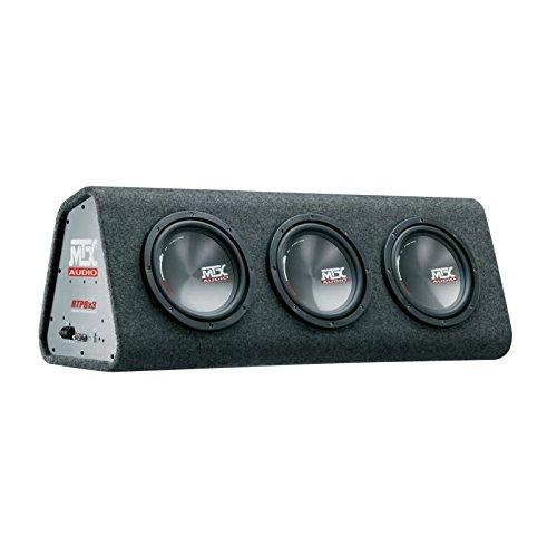 MTX rtp8x 3Subwoofer Verstärker classe-d mit 3Subwoofer von 20cm 360W