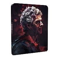 Doctor Who -  Series 9 Steelbook [Amazon Exclusive] [Blu-ray] [2016]