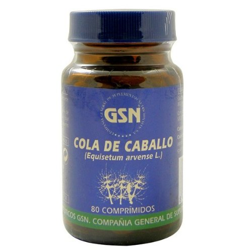 COLA CABALLO 800 mg 80 Comp