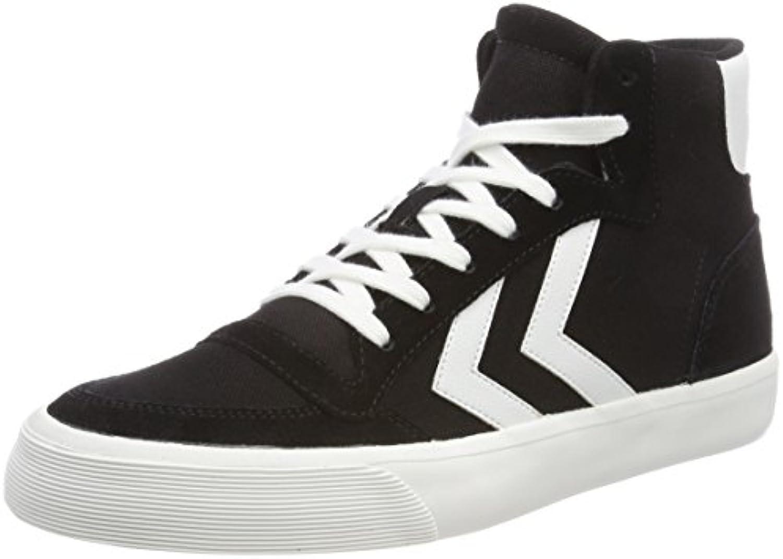 3611fbb6fec Hummel Stadil RMX High scarpe da da da ginnastica a Collo Alto Unisex –  Adulto