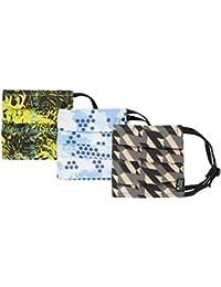Bags of Ethics 6 pacco Mascherina disegnate da importanti stilisti britannici: Julien MacDonald, Mulberry, Rixo, Liam Hodges, Ræburn e Halpern (Mulberry, Ræburn, Halpern)