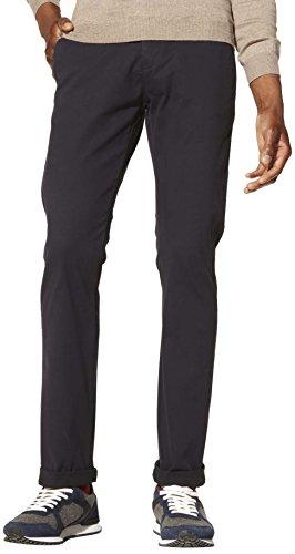 Celio - Votalia - Pantalon - Droit - Uni - Homme Bleu (Marine 20)