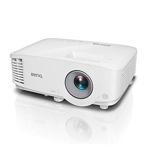 BenQ TH550 Full HD Home Entertainment-Projektor (mit 3.500 ANSI Lumen, flexibler Aufstellung und 2 HDMI-Anschlüssen)