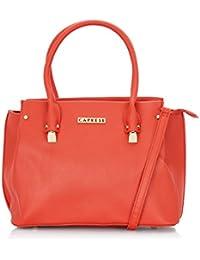 Caprese Women's Tote Bag (Red)