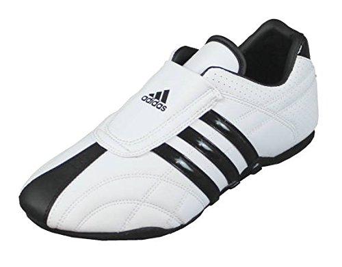 weiss/schwarz, Gr. 36 2/3 (Taekwondo-ausrüstung Von Adidas)