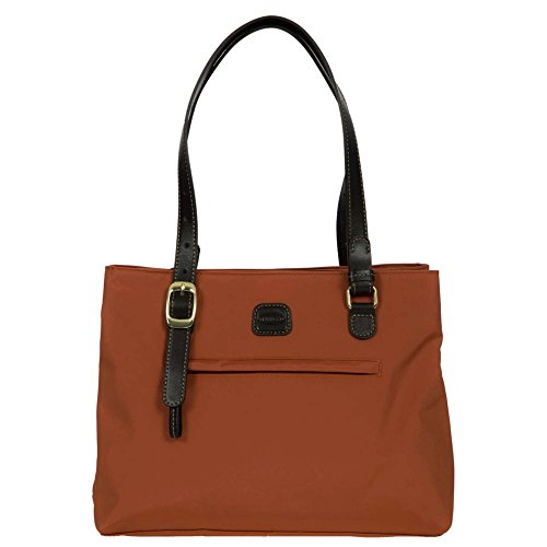 Brics X-Bag X-Travel M Borsa a mano arancio