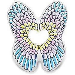 BigMouth Inc Flotador de piscina con alas de ángel