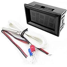 Termómetro portátil Mini Termómetro Digital Termómetro Digital LED -30~800 ℃ K-Tipo