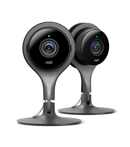 Nest Cam Indoor Überwachungskamera 2-er Pack Video 2 Cam