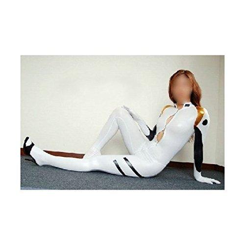 Rei Neon Genesis Evangelion cosplay costume body suit women size L (japan import) (Genesis Cosplay Kostüm)