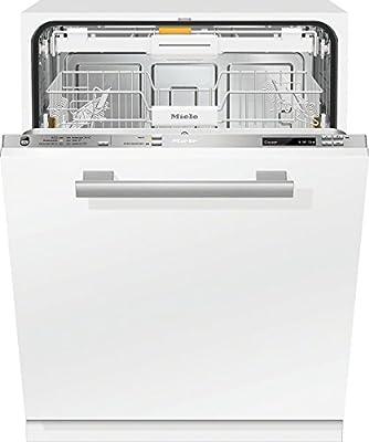 Miele G 6365 SCVI XXL ECOLINE lavavajilla - Lavavajillas (A + + +, 0.84 kWh, 9.7 L, 598 mm, 570 mm, 845 mm) Color blanco