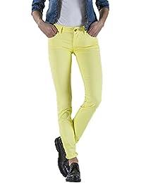 Meltin'Pot - Jeans MONIE G2801-OG002 pour femme, style skinny, push up, taille très basse