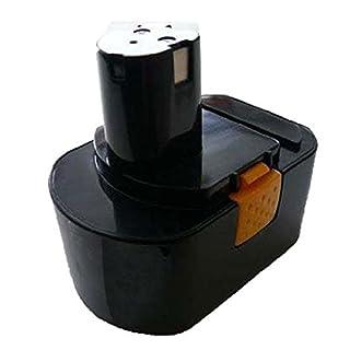 Amsahr RYO14.4(A) 3.0 A 14.4 V Replacement Power Tools Battery for RYOBI HP7200K2/HP7200MK2/CTH1442K2/FL1400/R10520/R10521/RY62 - Black