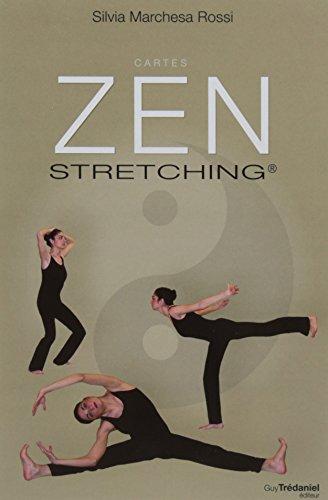 Zen stretching : Coffret contenant : 50 cartes, un poster, un livre (1DVD)