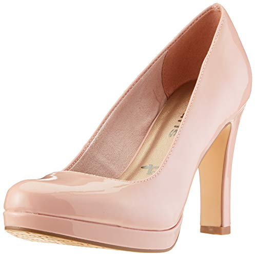 Tamaris Damen 1-1-22426-22 Pumps, Pink (Rose Patent 575), 39 EU