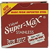 Supermax Double Edge Blades Pack Of 2