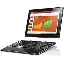 Lenovo IdeaPad Miix 310-10ICR 64GB Negro, Plata - Tablet (Intel® Atom™, x5-Z8350, DDR3L-RS-SDRAM, MicroSD (TransFlash), Flash, 1280 x 800 Pixeles)