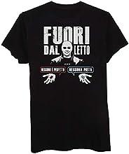 T-Shirt Parodia Matrix : Fuori dal Letto Nessuna Pietà - Cult Divertente