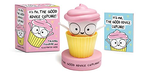 It's Me, The Good Advice Cupcake! (RP Minis)