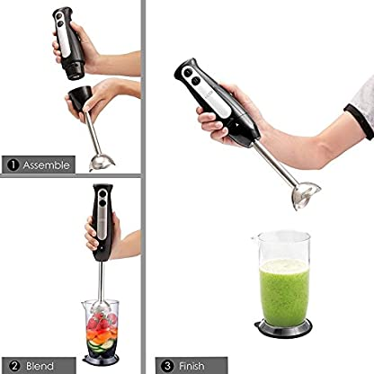Aicok-2-in-1-Stabmixer-Leistungsstarker-Prierstab-Mixer-mit-Smart-Speed-400W
