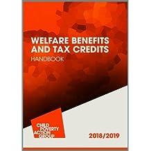 Welfare Benefits and Tax Credits Handbook: 2018/2019