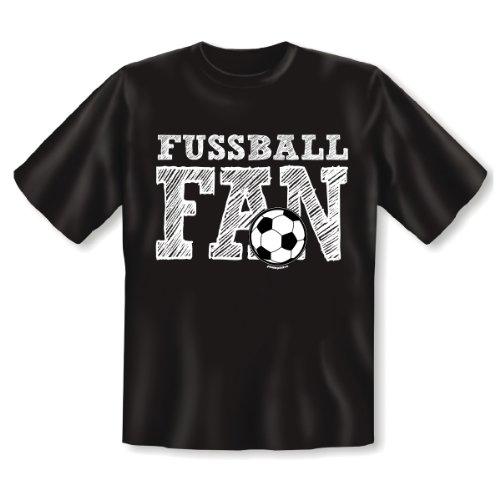 Fußball Fun Fan T-Shirt für jede WM Party: Fussball - lustiges witziges Herren Fussball Shirt Geschenk Geburtstag Ostern (Brasilien Heim Fußball-shirt)