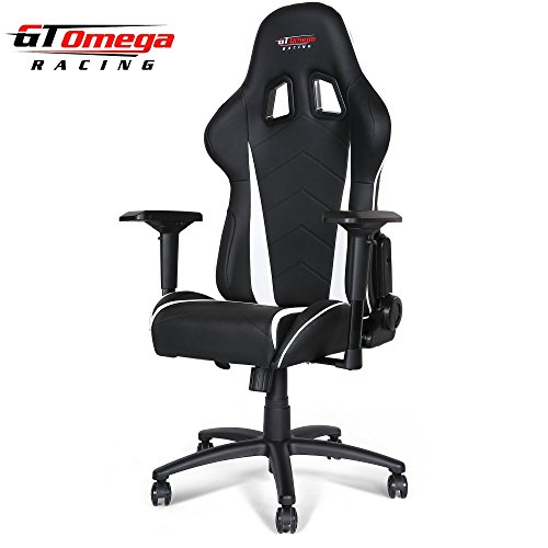 GT Omega Racing Pro Zocker Stuhl - 3