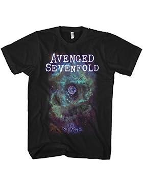 Avenged Sevenfold The Stage Camiseta Negro
