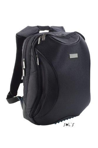 Custodia protettiva rigida per Borsa per Pc portatile da Town Equity, zaino per portatile, oxs, borsa per il trasporto Nero (nero)