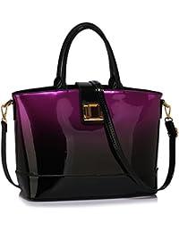 06e1b5d46 Ladies Faux Leather Quality Handbag Women's Fashion Designer Tote Bag  Celebrity Style Quality Bags CWS00329