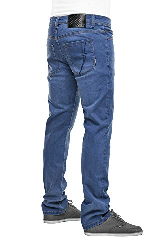 Reell Skin Stretch Jeans Pale Blue