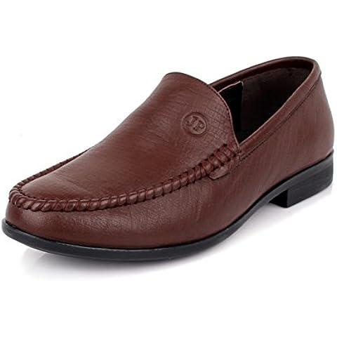 Vera pelle scarpe/Scarpe inferiori molli del middle e vecchi uomini