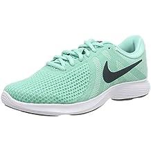 Nike Wmns Revolution 4, Zapatillas de Deporte para Mujer
