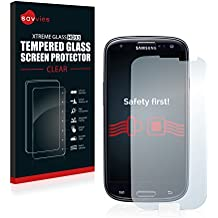 Savvies Protector Cristal Templado Samsung Galaxy S3 Neo I9300I Protector Pantalla Vidrio - Dureza 9H
