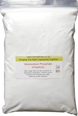 Monosodium Phosphate 5 KG by Meridianstar