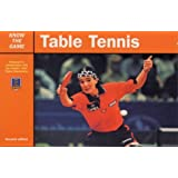 Table Tennis (Know the Game) by English Table Tennis Association (29-Feb-2000) Paperback