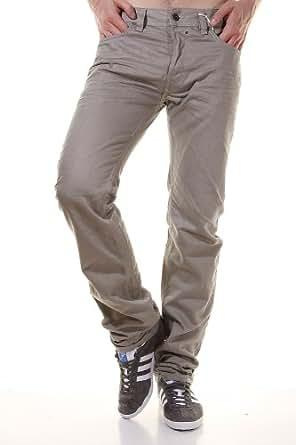 Diesel - Jeans Safado 008qu - Taille W32 L32 - Couleur Gris
