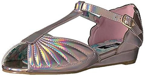 Iron Fist Damen Mother of Pearls Sandal Geschlossene, Pink (Pink), 37 EU