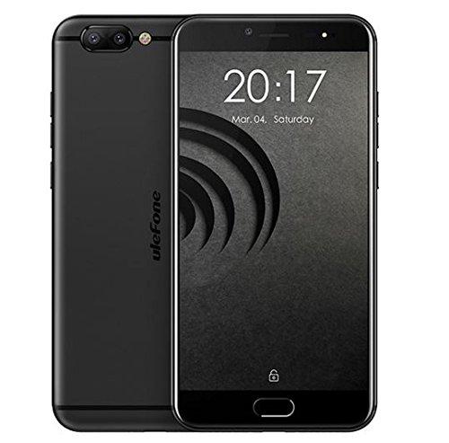 Ulefone Gemini Pro - Android 7 1 5 5 pulgadas FHD pantalla 4G smartphone Helio X27 Deca Core 2 6GHz  RAM de 4GB RAM   64GB  c  maras triples  c  mara