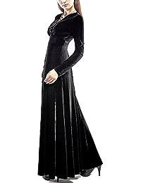 Amazon.it  Abito nero - Tailleur con abito   Tailleur e giacche   Abbigliamento 14f862fb9e3
